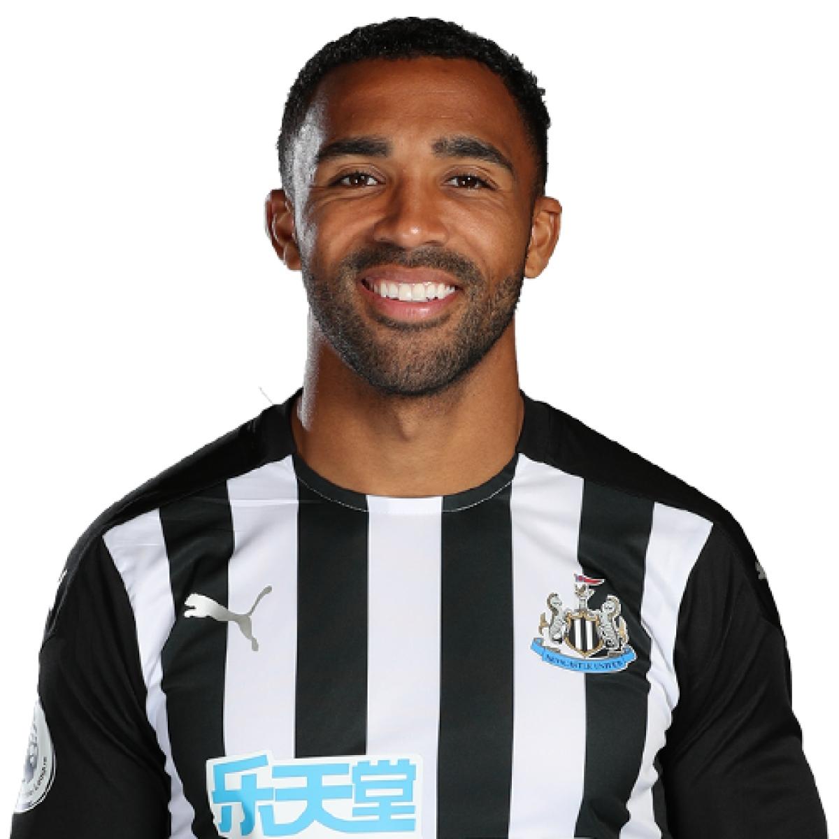 8. Callum Wilson (Newcastle United) 8 bàn thắng.