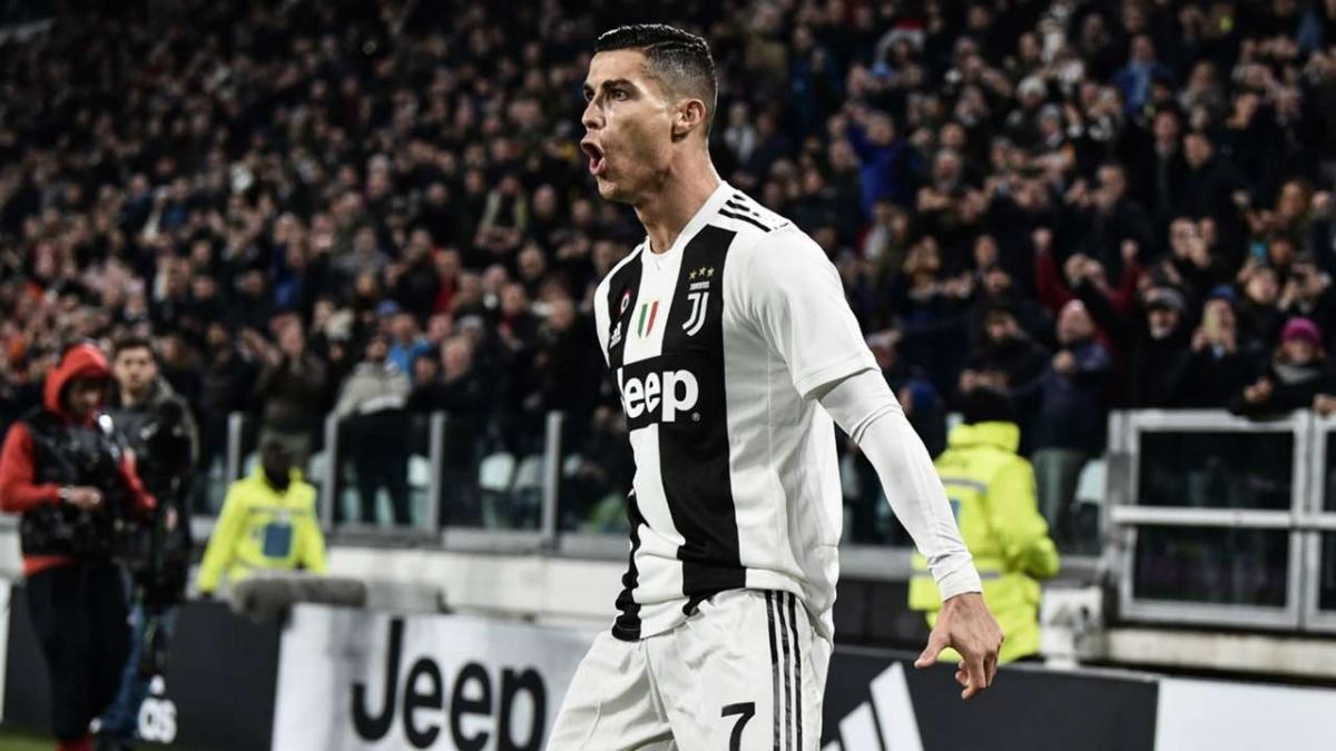 Tiền đạoCristiano Ronaldo (Juventus)