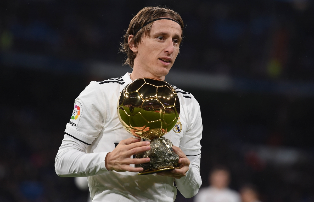 Tiền vệ: Luka Modric
