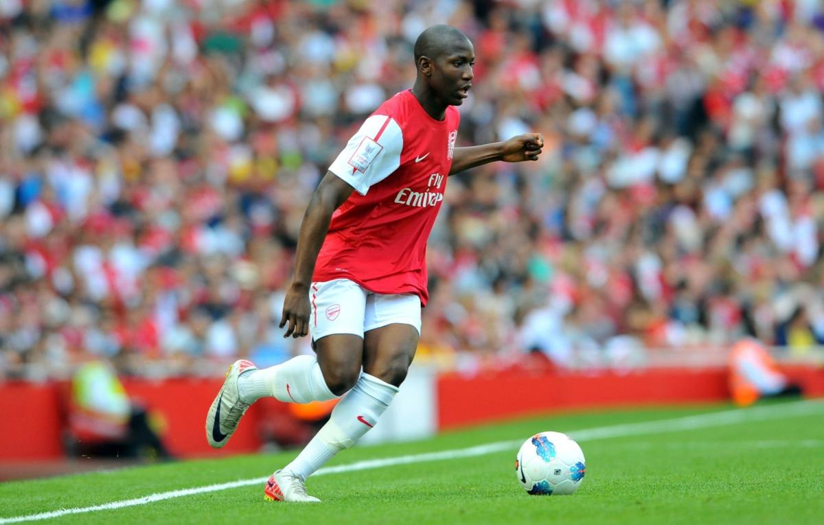 Benik Afobe – Cựu tiền đạo Arsenal đang khoác áo Trabzonspor