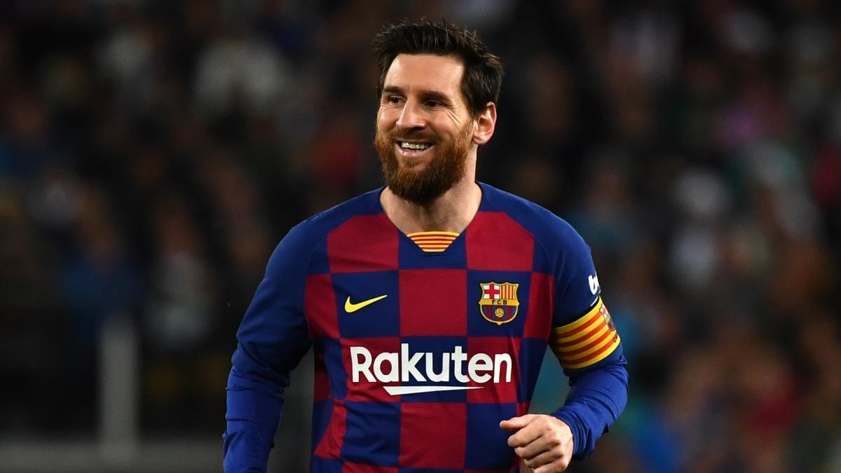 Tiền vệ Lionel Messi (Barcelona)