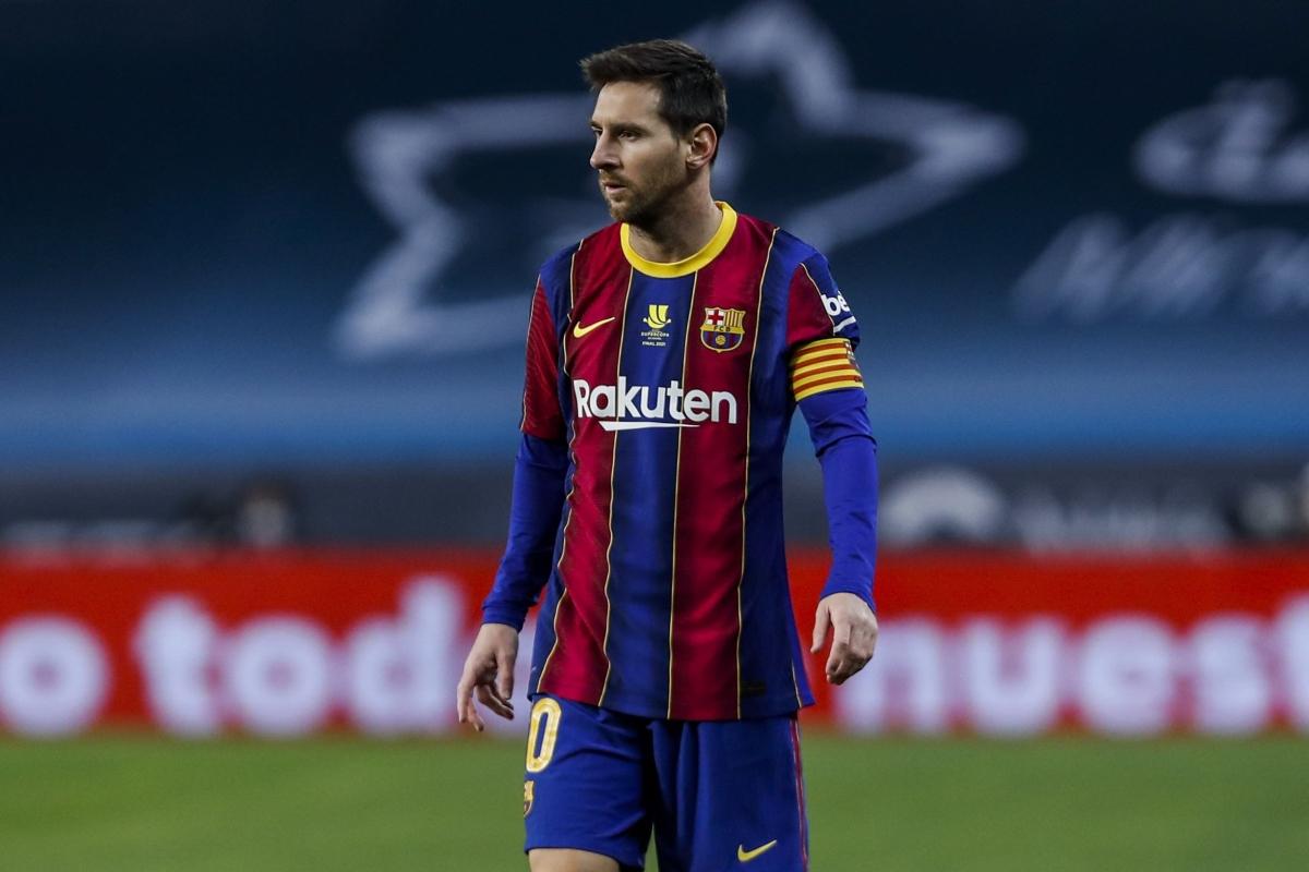Tiền đạo: Lionel Messi