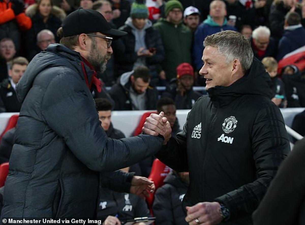 MU đối đầu với Liverpool ở vòng 4 FA Cup (Ảnh: Getty).