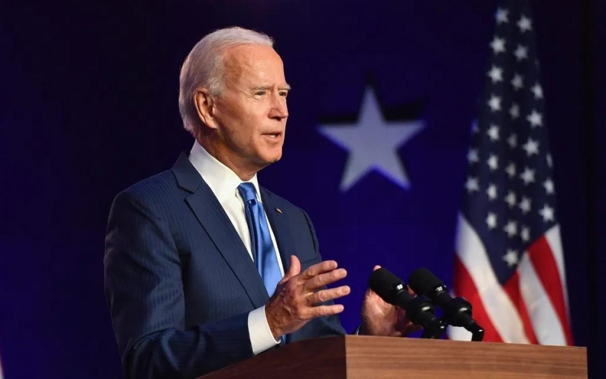 Tân Tổng thống Mỹ Biden. Ảnh: AFP.