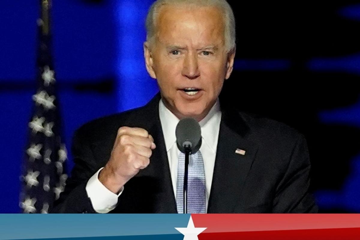 Tổng thống Mỹ Biden. Ảnh: Sky News.