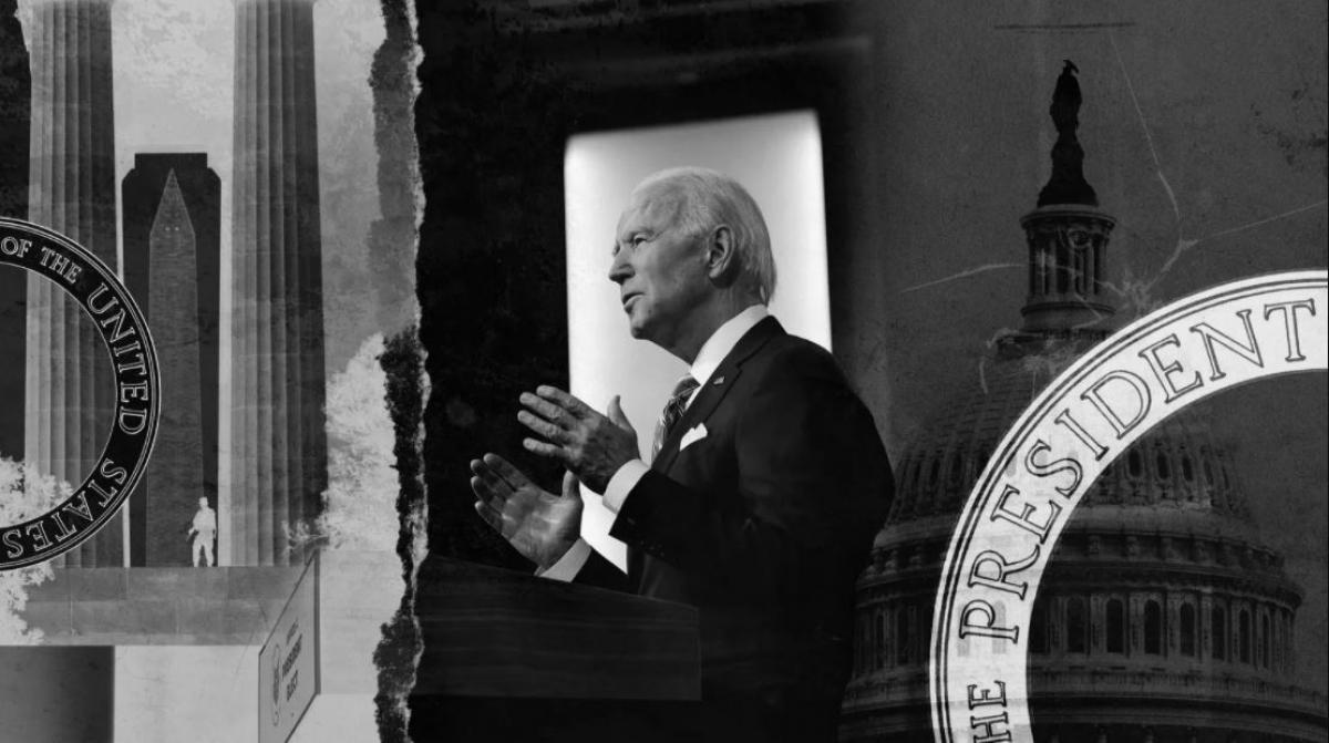 Tổng thống Mỹ Joe Biden. Ảnh: Vox