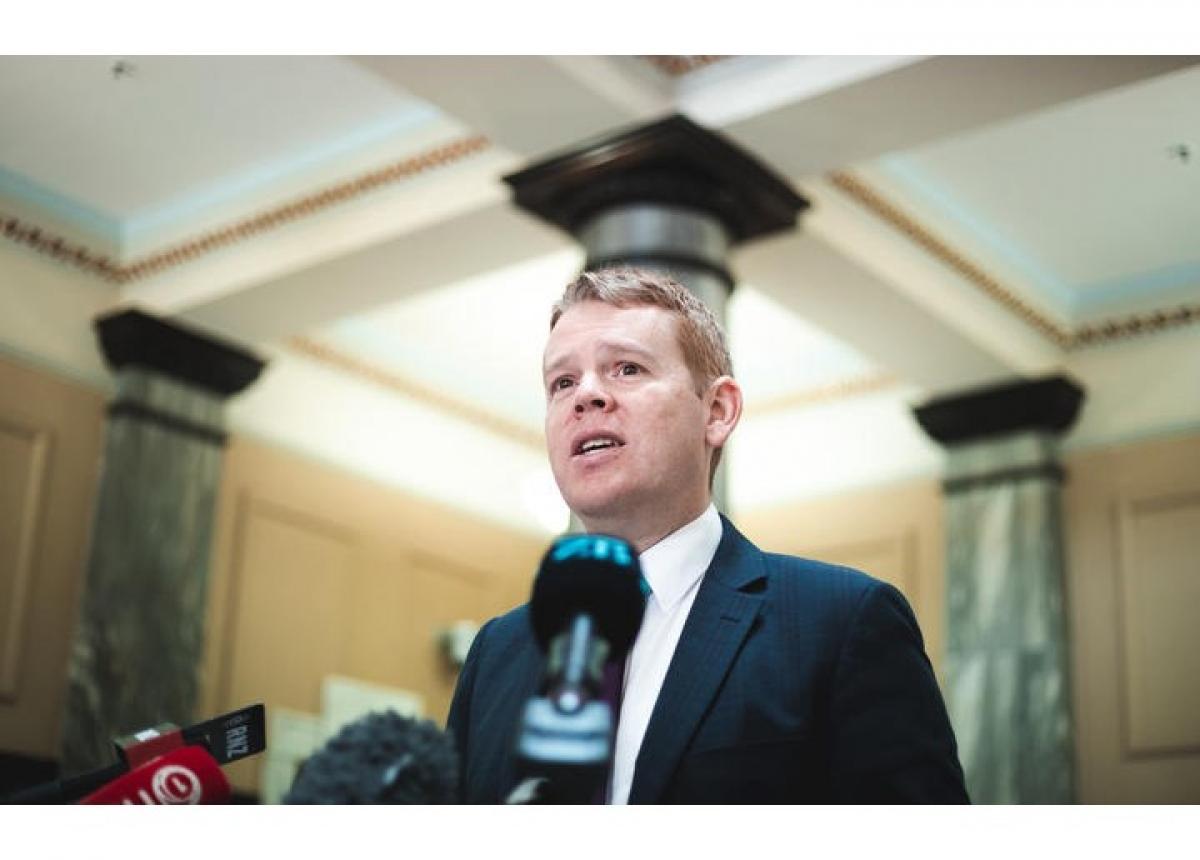 Bộ trưởng Giáo dục New Zealand Chris Hipkins khẳng định việc đưa 1.000 sinh viên quốc tế quay trở lại nước này sẽ đóng góp 49 triệu NZD vào nền kinh tế đất nước. Nguồn: RNZ