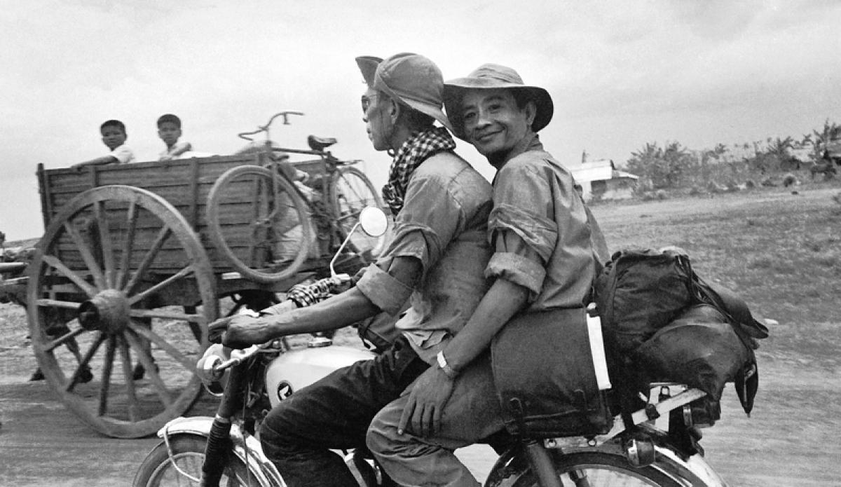 Ngày 15/2/1961, Quân giải phóng miền Nam Việt Nam chính thức thành lập.
