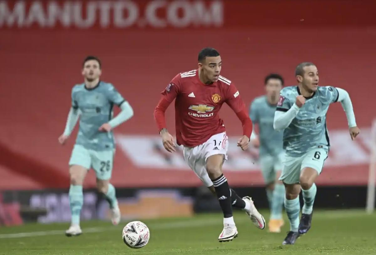 Không thể tận dụng cơ hội, MU phải nhận bàn thua trước sau khi Salah lập công. (Ảnh: AP).