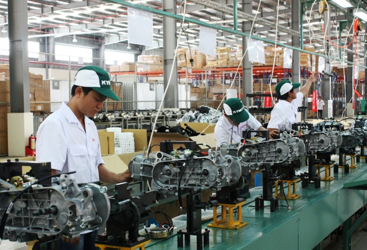 Vietnam is rated by Taiwanese businesses as having great potential for development prospects (Photo:baodautu.vn)