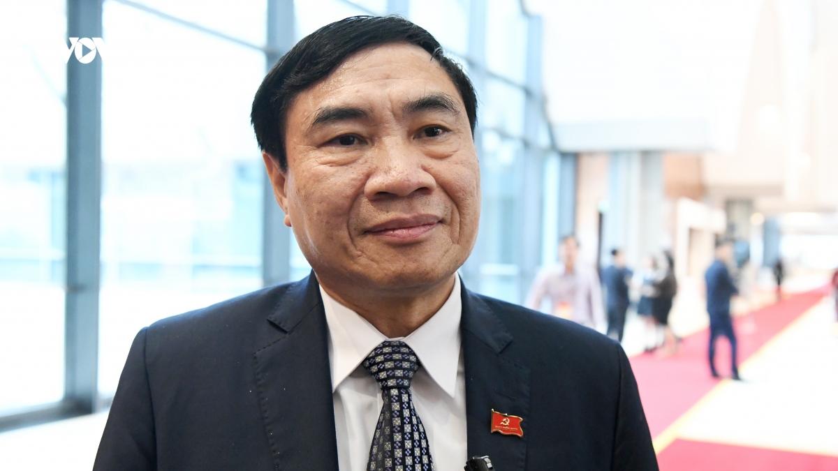 Phó trưởng Ban Nội chính Trung ương Trần Quốc Cường.