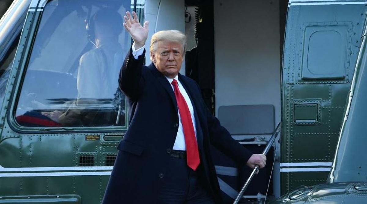 Cựu Tổng thống Donald Trump. Ảnh: AFP