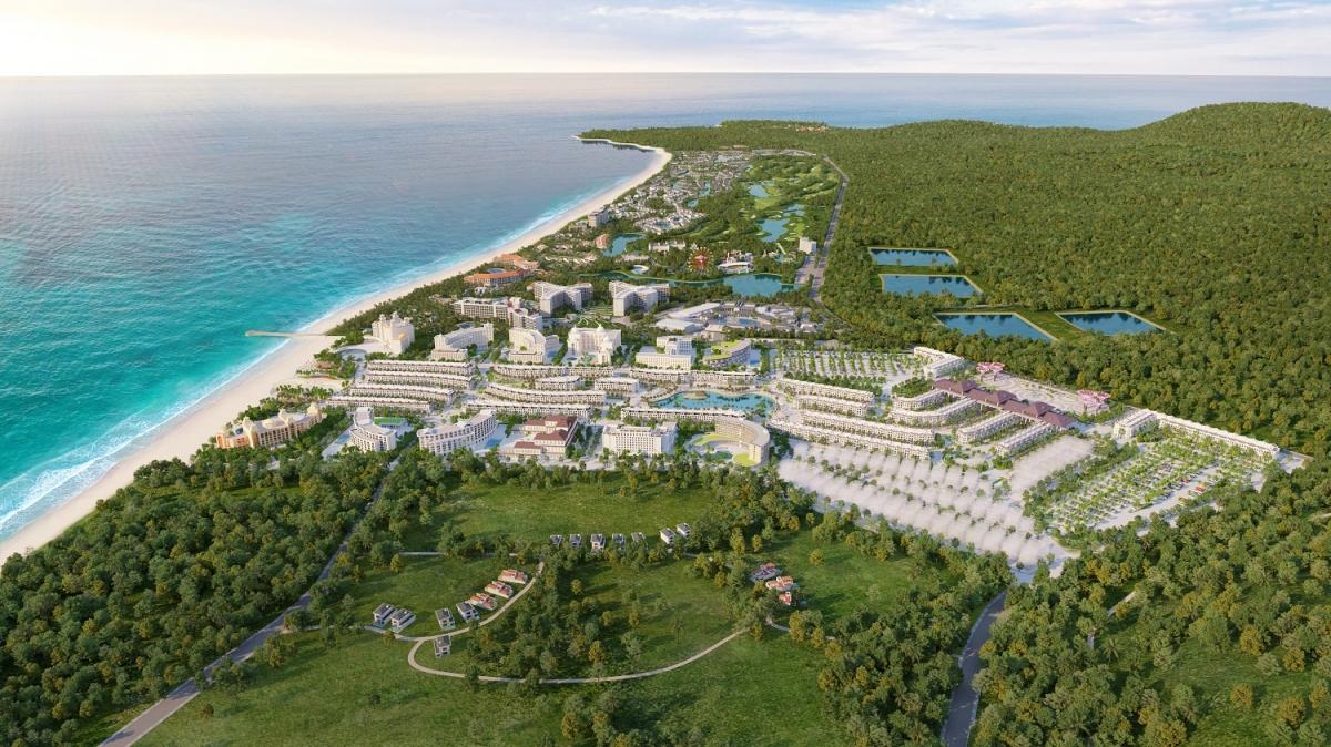 Grand World nằm trong quần thể Phú Quốc United Center là dự án đầu tiên vận hành ngay sau khi Phú Quốc lên thành phố, hứa hẹn mang đến nguồn thu khổng lồ và bền vững cho các nhà đầu tư nhanh nhạy.