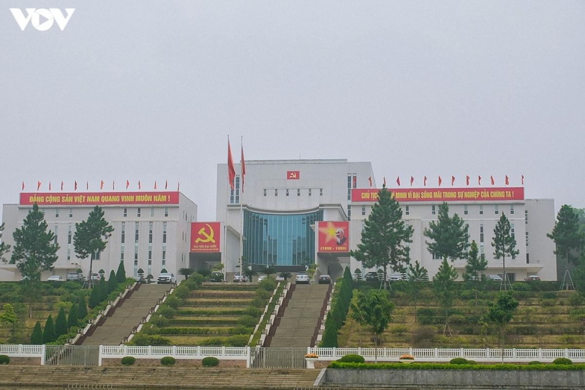 Trụ sở Tỉnh ủy Lào Cai.