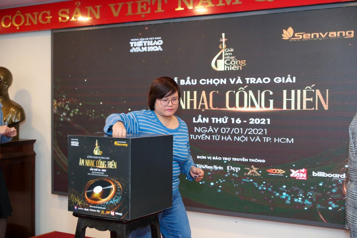 Sự kiện này được tổ chức trực tuyến giữa Hà Nội và TP.HCM và được livestream trên một số mạng xã hội.