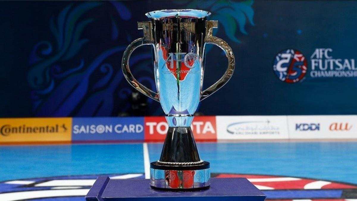 Futsal châu Á là một trong 3 giải đấu trong năm 2021 bị AFC hủy (Ảnh: AFC).