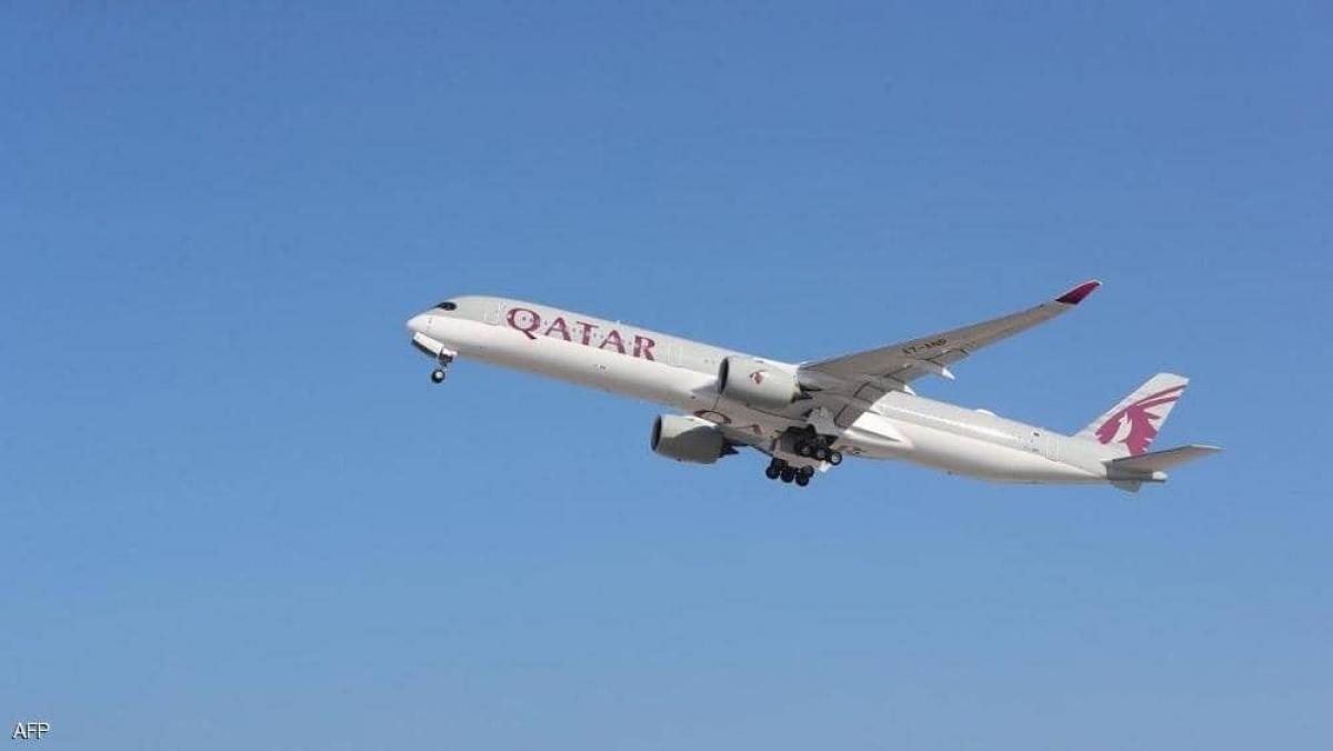 Ai Cập chính thức nối lại quan hệ với Qatar và mở lại các đường bay. (Ảnh Skynewsarabia)
