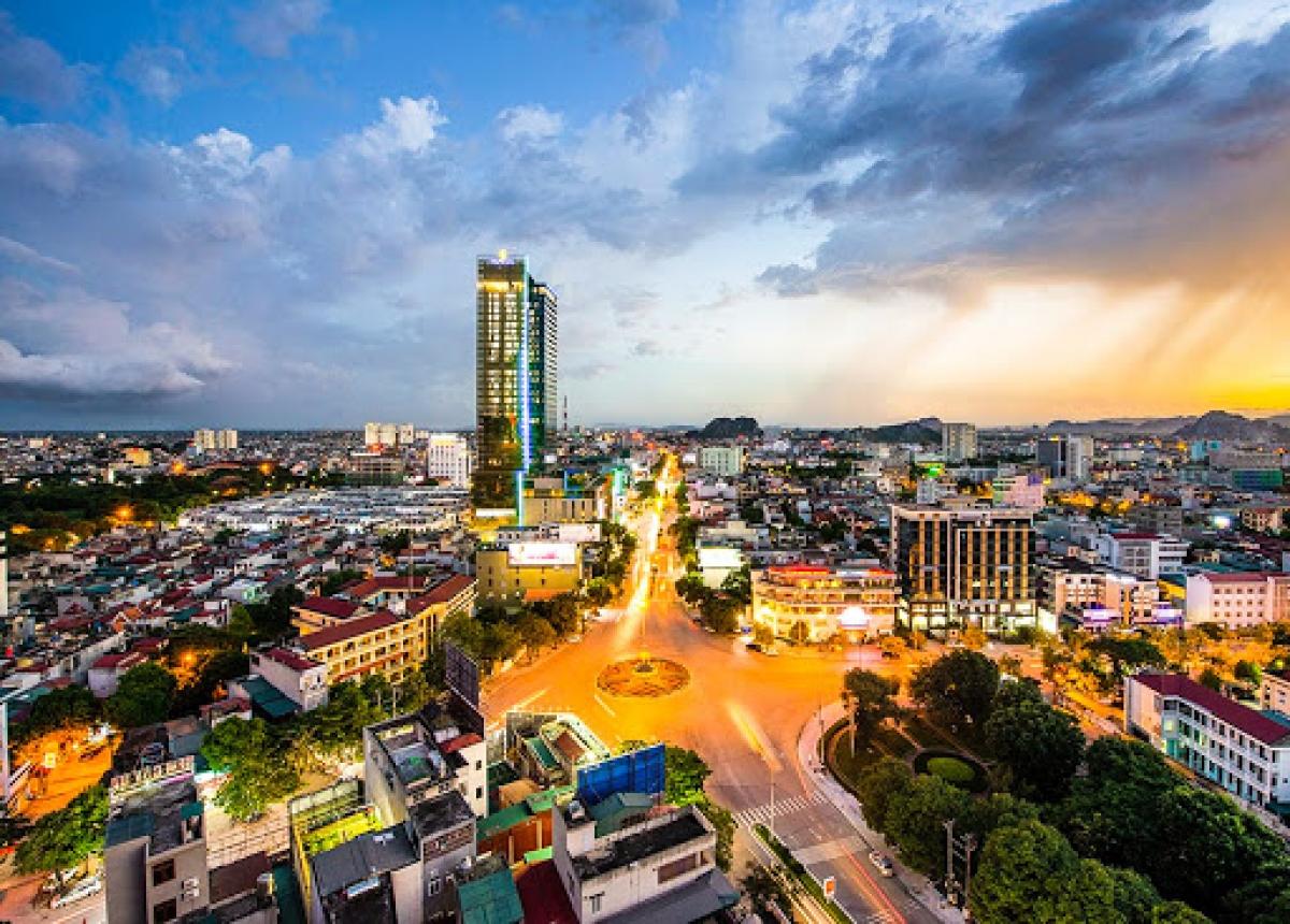Sự thay da đổi thịt mạnh mẽ của thành phố Thanh Hóa trong vài năm gần đây