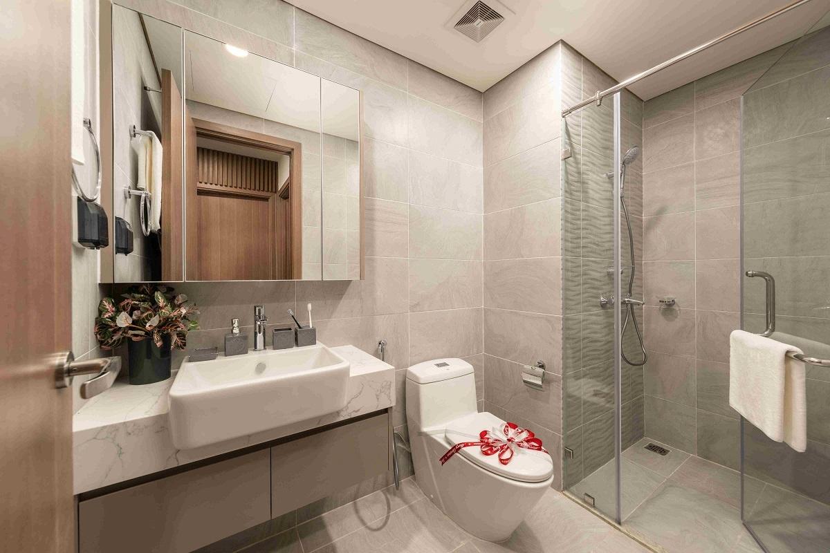 Thiết bị bàn giao tiêu chuẩn quốc tế của căn hộ dòng Ruby đến từ các thương hiệu Top 4 châu Âu, thương hiệu có kinh nghiệm lâu năm cung cấp sản phẩm cho các khách sạn, khu nghỉ dưỡng 5 sao trên thế giới.