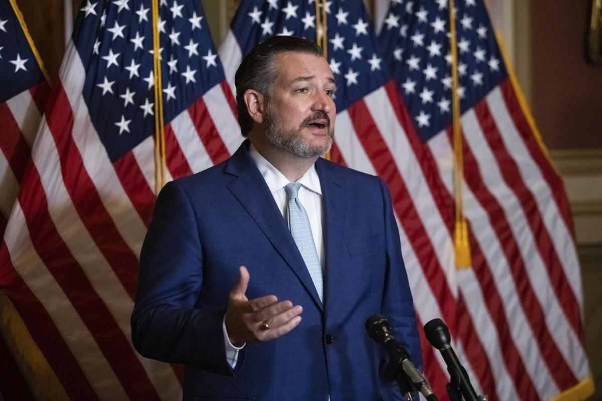 Thượng nghị sĩ Mỹ Ted Cruz. Ảnh: AP