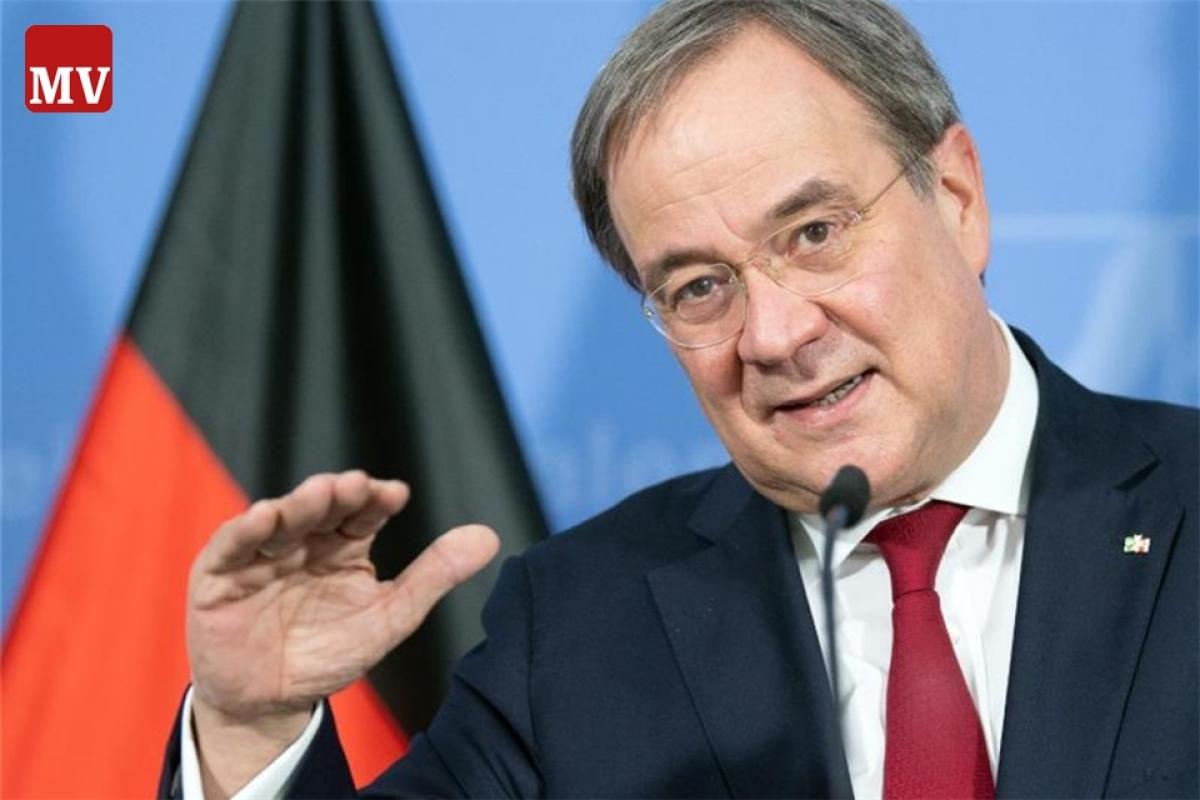 Ông Armin Laschet – đồng minh lâu năm của Thủ tướng Merkel. Ảnh: MV.