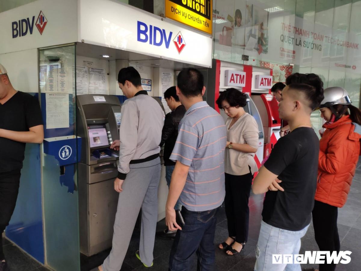 Toàn ngành ngân hàngđảm bảo an toàn hoạt động ngân hàng trong dịp Tết Nguyên đán Tân Sửu 2021.