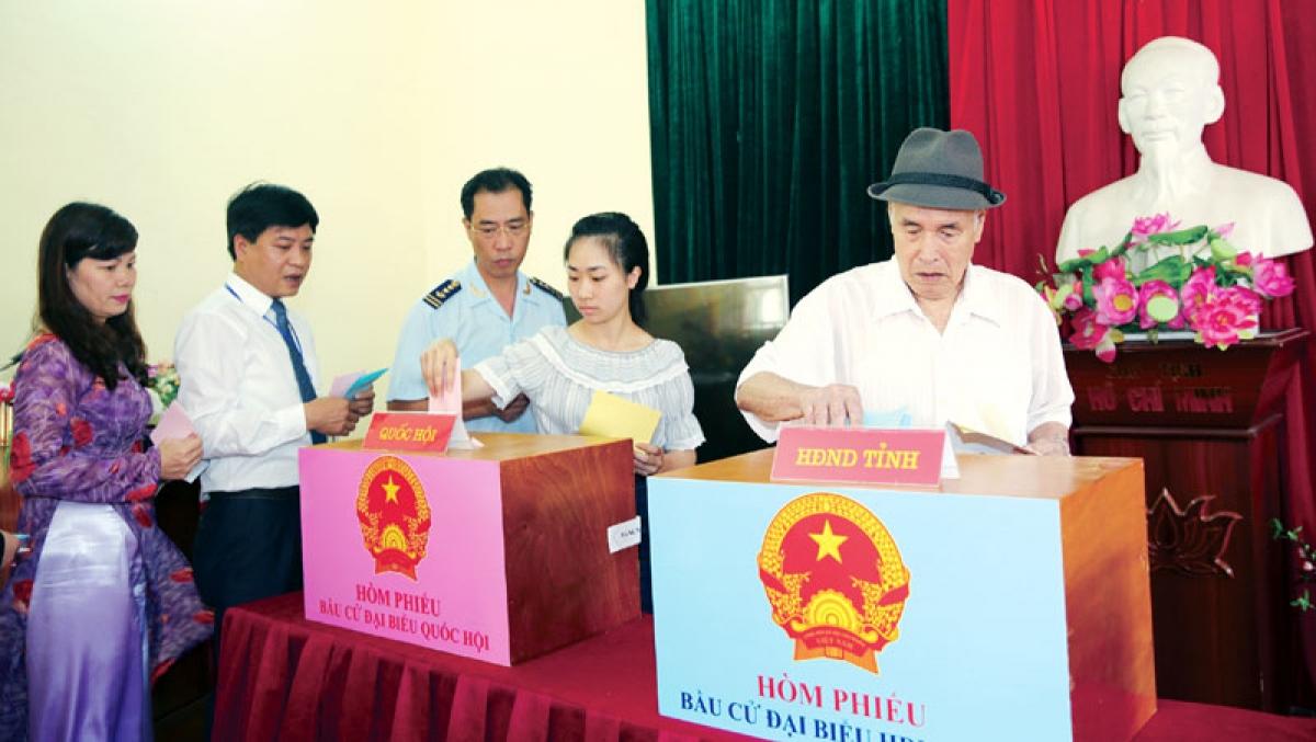 Chậm nhất đến ngày 7/2, hoàn thành việc thành lập Ủy ban bầu cử các cấp