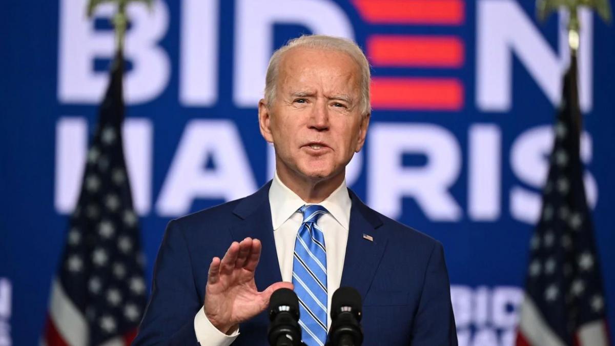 Tổng thống Biden không tin ông Trump sẽ bị kết tội tại Thượng viện. Ảnh: AFP