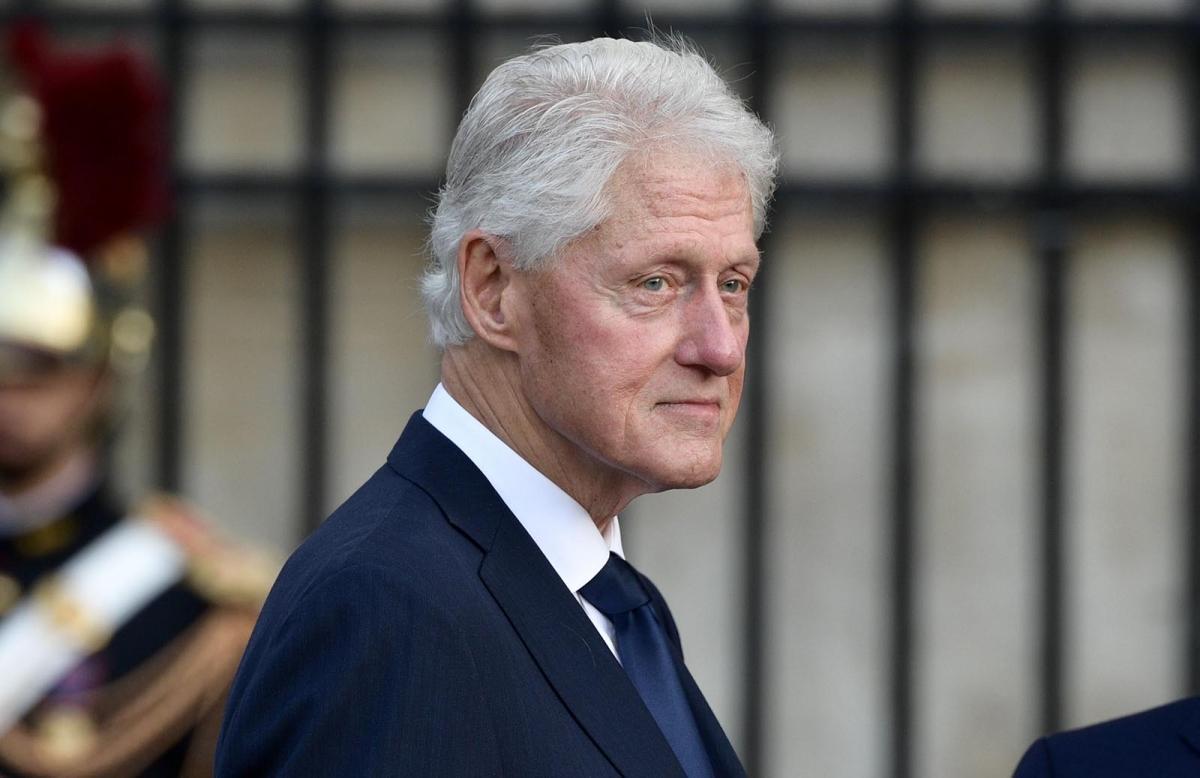 Cựu Tổng thống Bill Clinton. Ảnh: AFP