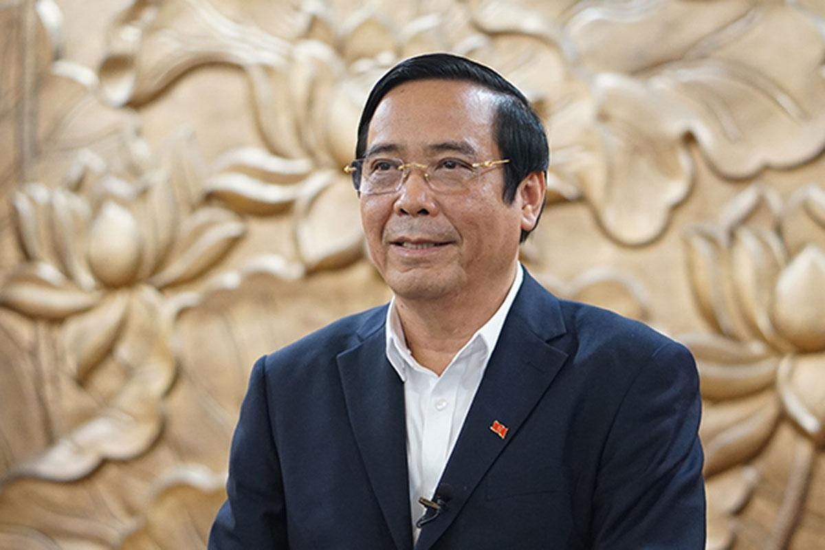 Ông Nguyễn Thanh Bình, Ủy viên Trung ương Đảng, Phó Trưởng ban Thường trực Ban Tổ chức Trung ương.