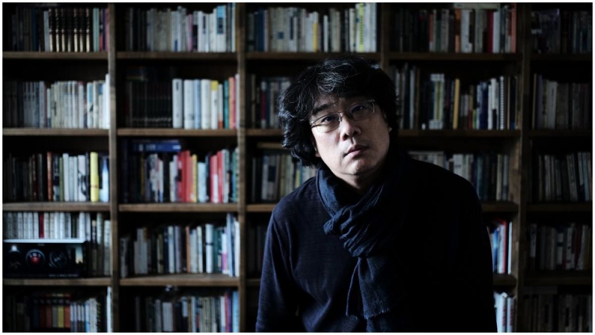 """Đạo diễn phim """"Ký sinh trùng"""" - Bong Joon Ho. Nguồn: Venice Film Festival"""