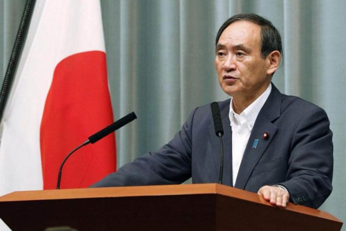 Thủ tướng Nhật Bản Suga Yoshihide. Ảnh: asgam.