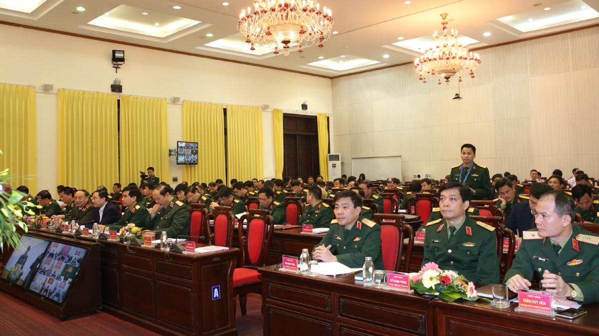 """Hội nghịtổng kết 5 năm thực hiện Đề án """"Tuyên truyền, phổ biến nội dung công ước của Liên Hợp Quốc về chống tra tấn và các hình thức đối xử hoặc trừng phạt tàn bạo, vô nhân đạo hoặc hạ nhục con người; pháp luật Việt Nam về chống tra tấn trong quân đội giai đoạn 2016-2020"""""""