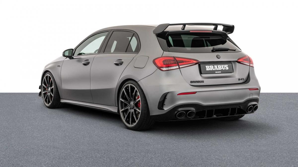 Hiện tại, khách hàng có nhu cầu đã có thể đặt mua gói nâng cấp này cho Mercedes-AMG A45 S 4Matic+ thông qua trang web của Brabus hoặc các đại lý của nhà độ này trên khắp thế giới.