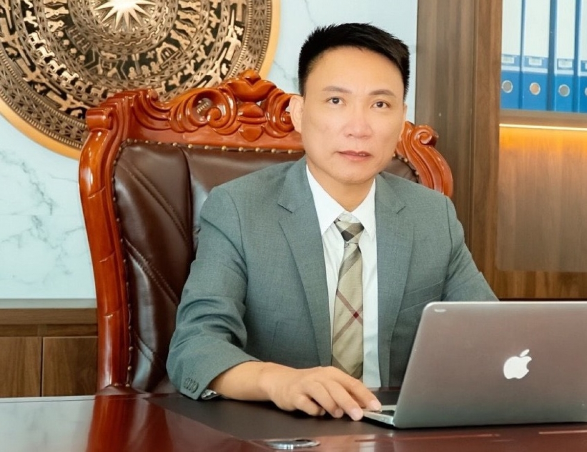 Ông Nguyễn Mạnh Hải - Chủ tịch Hội đồng Quản trị, Tổng Giám đốc Thịnh Phát Group (TPG)