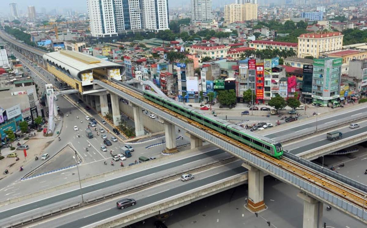 Bộ GTVT cũng sẽ kết thúc dự án đường sắt Cát Linh – Hà Đông trong tháng 1/2021 để bàn giao cho Hà Nội đưa vào vận hành khai thác thương mại.