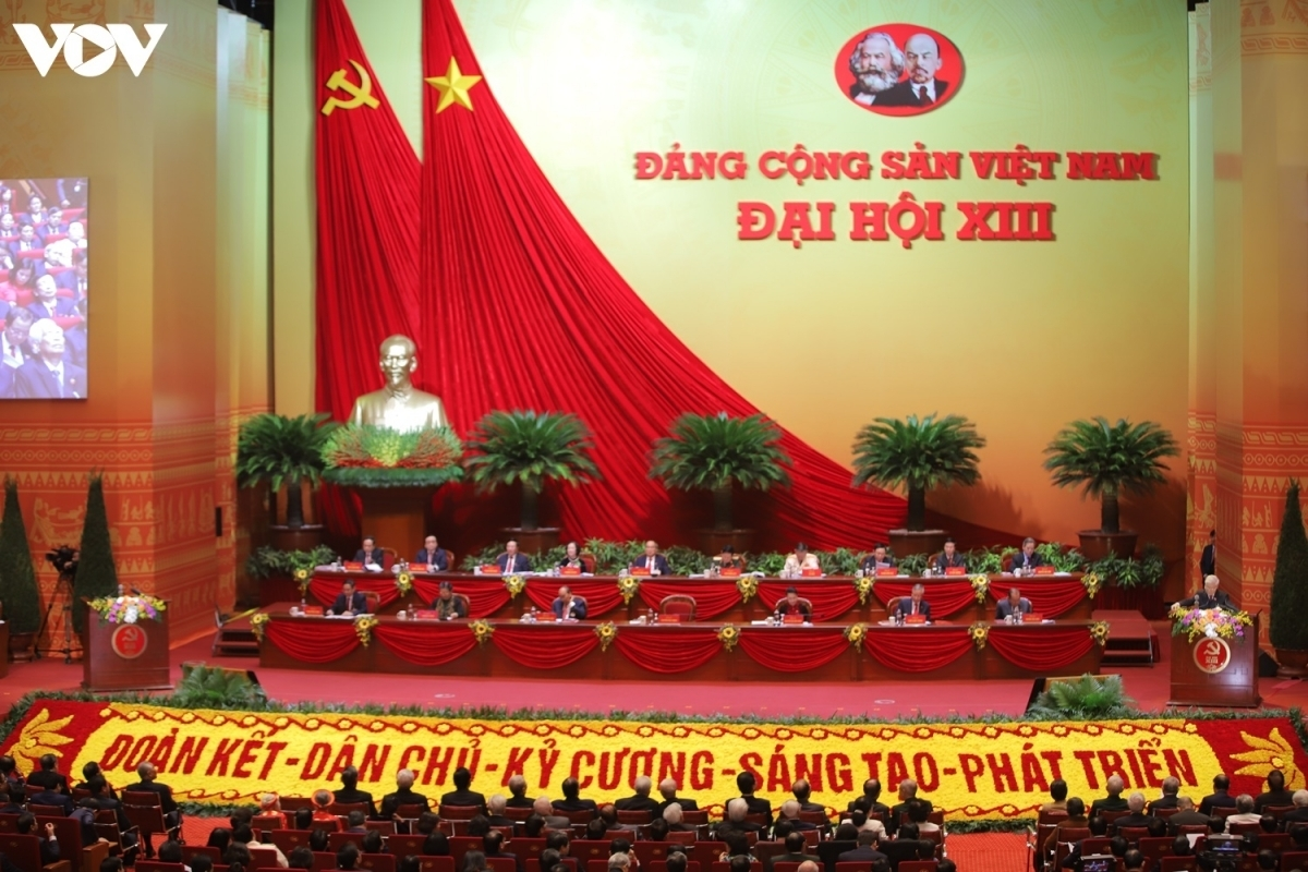 The 13th National Congress of the Communist Party of Vietnam officially opened in Hanoi on January 26, and it is scheduled to last till February 2.