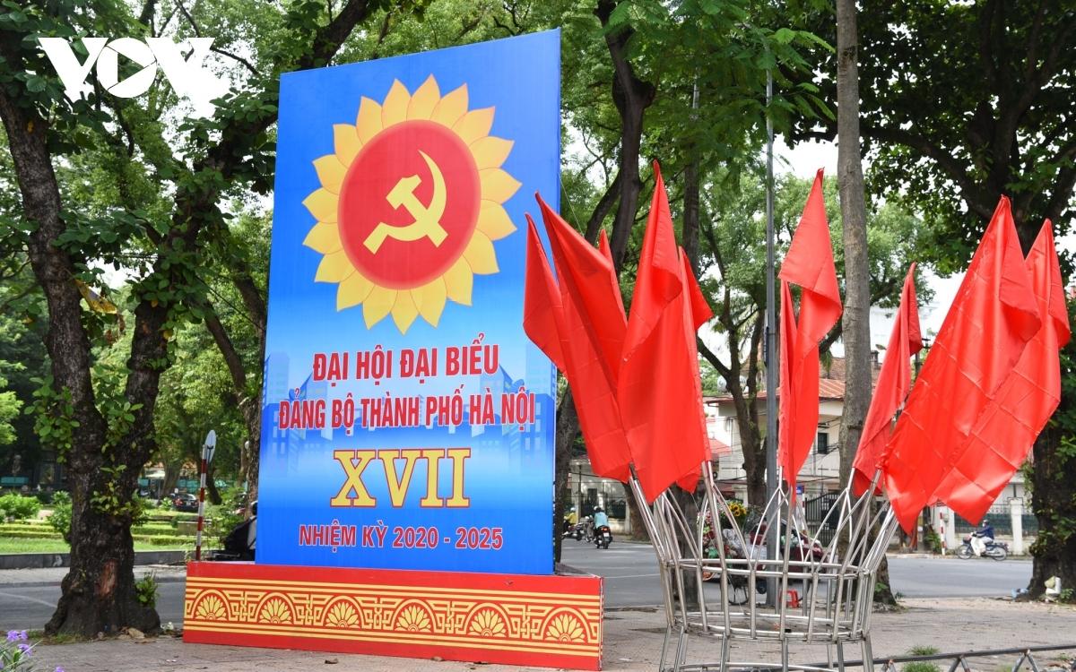 Đại hội Đảng lần thứ XIII sẽ diễn ra tại Hà Nội từ ngày 25/1