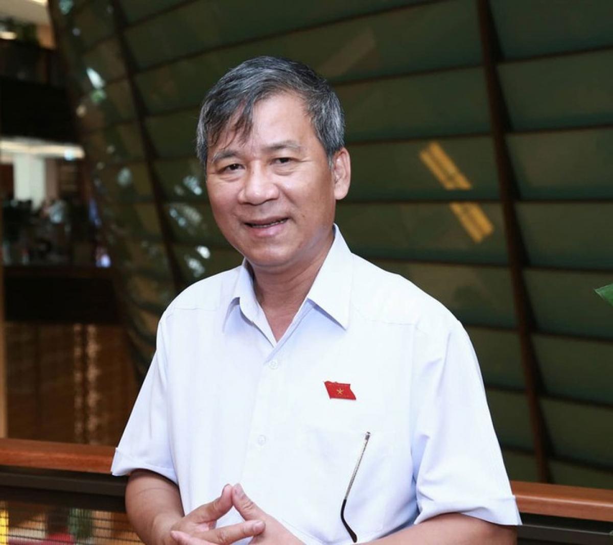 GS Nguyễn Anh Trí, ĐBQH Khóa 14.