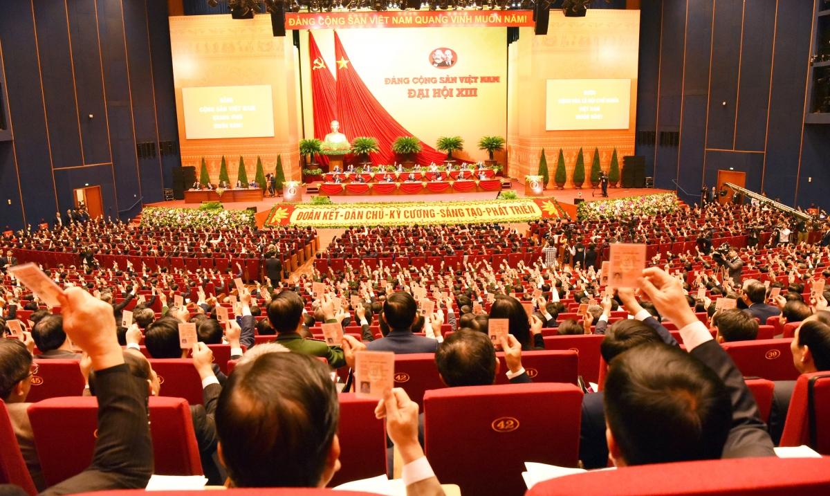 Theo chương trình, sáng 26/1, Đại hội đại biểu toàn quốc lần thứ XIII Đảng Cộng sản Việt Nam sẽ chính thức khai mạc. Đại hội sẽ làm việc đến ngày 2/2/2021.