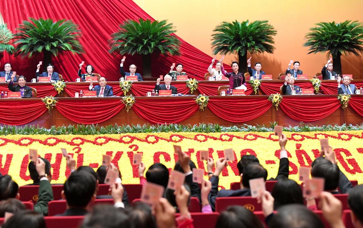 Các nội dung được trình tại phiên trù bị đều nhận được sự thống nhất cao của Đại hội.
