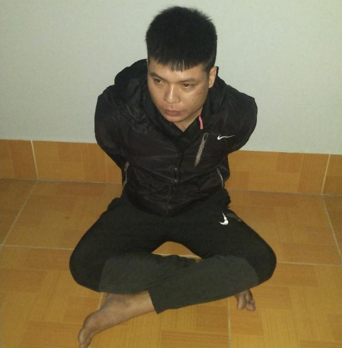 Đối tượng Trần Minh Sang.