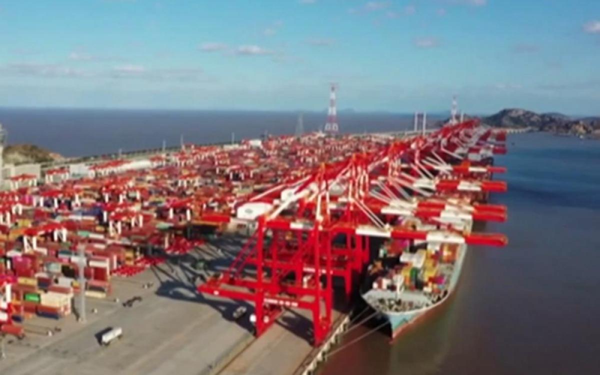 Mỹ trừng phạt các công ty Trung Quốc, trong đó có Tổng công ty Dầu khí Hải dươngCNOOC. (Ảnh minh họa: DW)