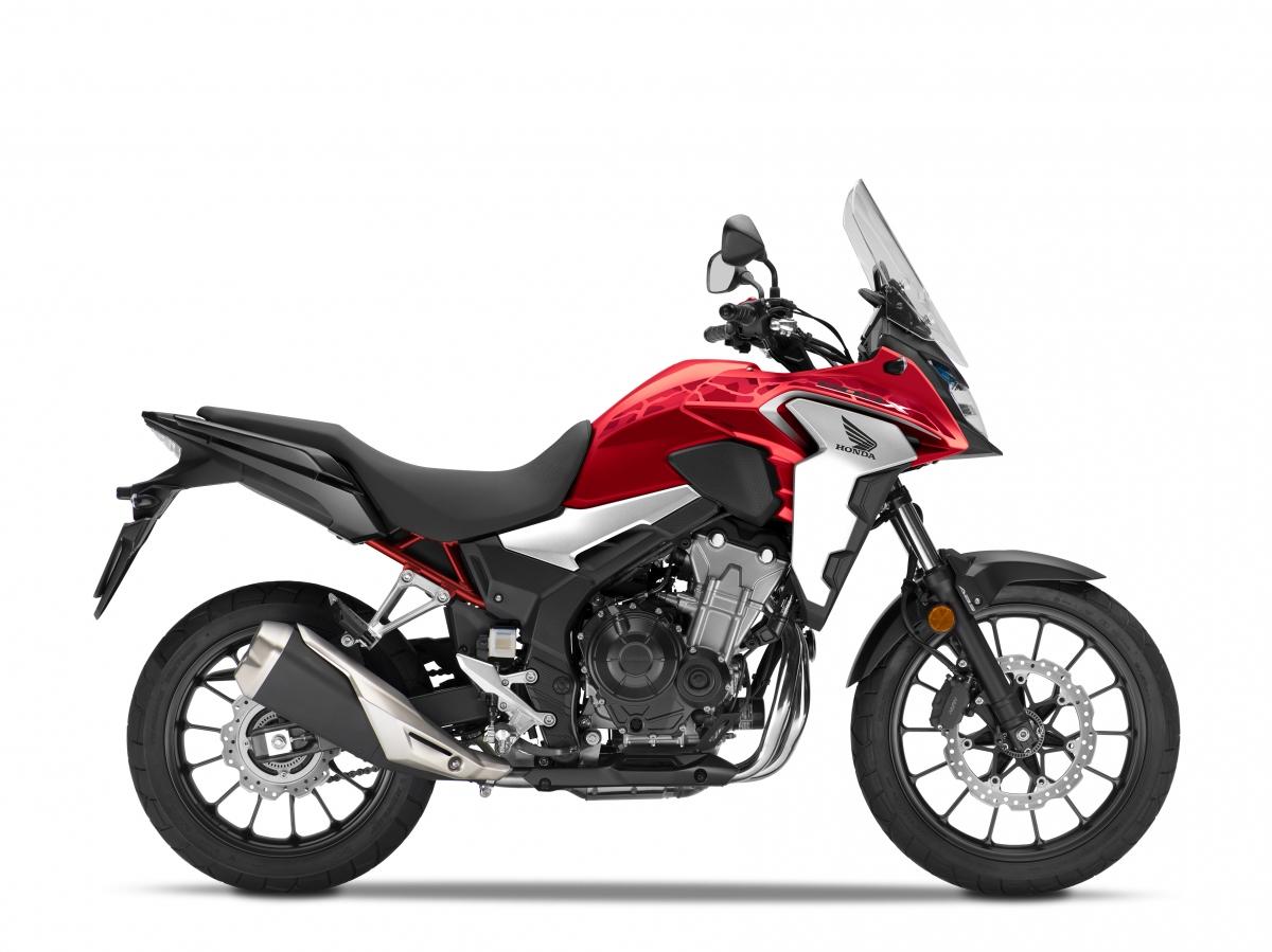 HondaCB500X 2021