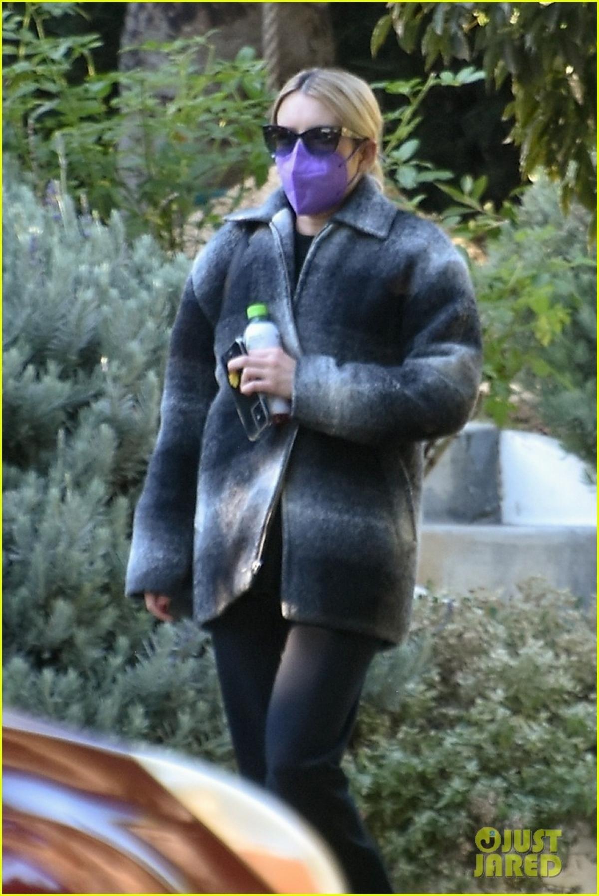 Emma Roberts đã hạ sinh con trai đầu lòng vào ngày 27/12 năm ngoái tại một bệnh viện ở Los Angeles.