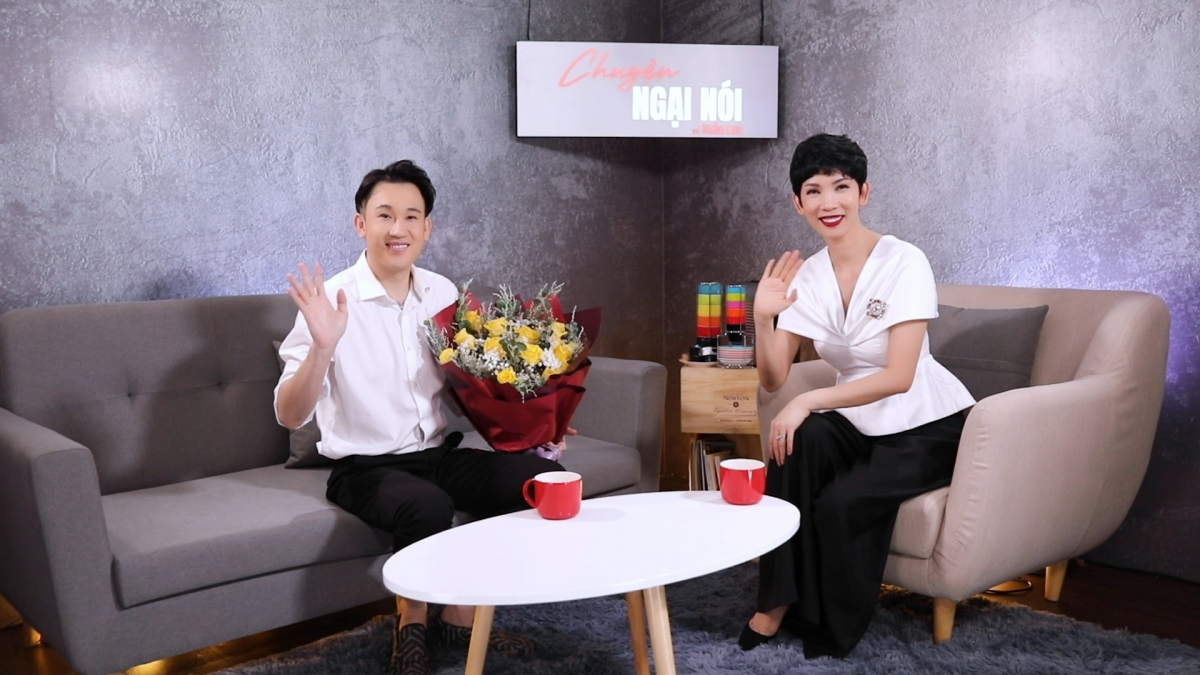Xuân Lan và Dương Triệu Vũ