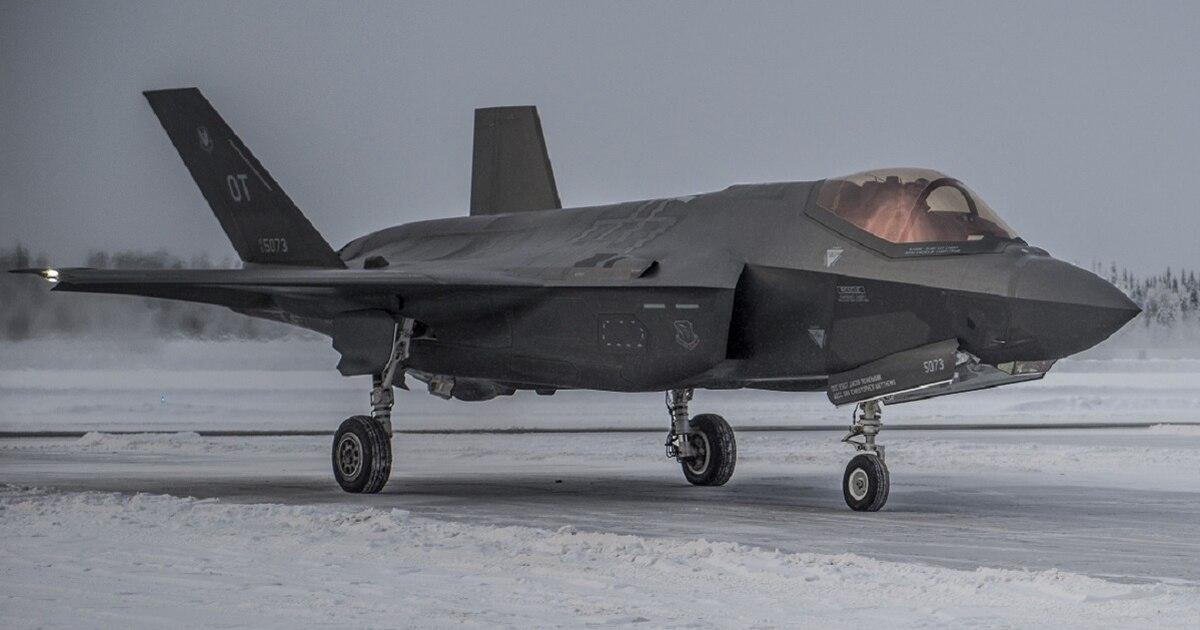 Tiêm kích F-35. Ảnh: Defense News