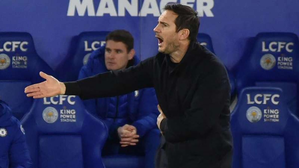 HLV Lampard đứng trước nguy cơ bị Chelsea sa thải. (Ảnh: Getty).