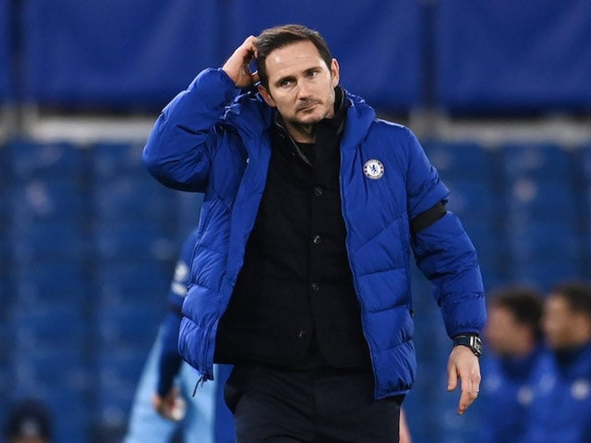 HLV Lampard đang chịu nhiều áp lực ở Chelsea. (Ảnh: Reuters).