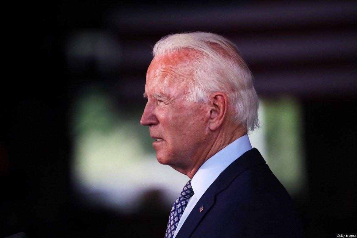 Tổng thống Mỹ Joe Biden. Ảnh: Getty